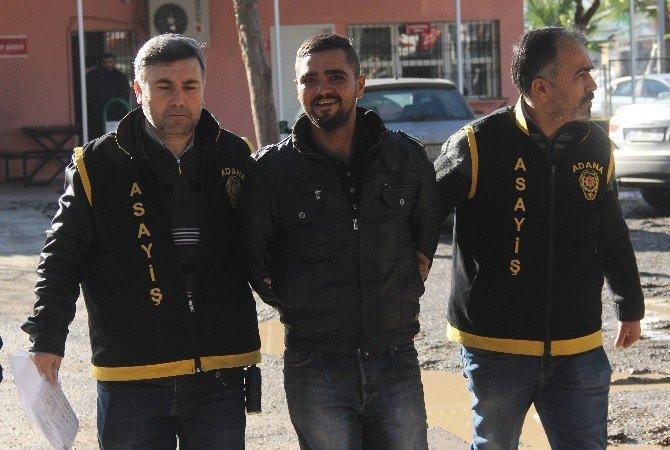 Adana'da Kapkaç Zanlısı Yakalandı