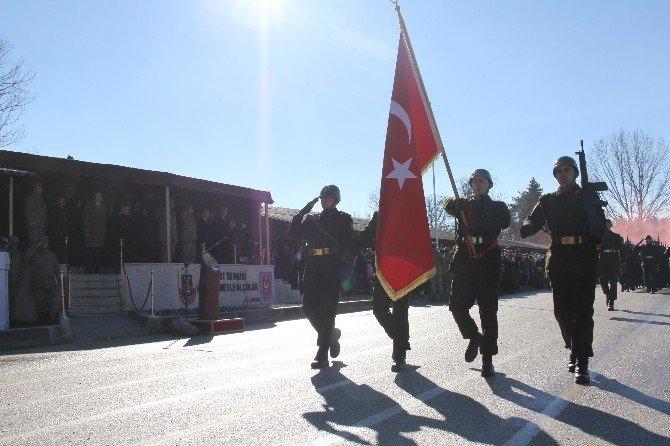Kastamonu'da Kısa Dönem Askerlik Eğitimi