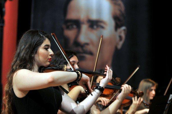 Kepez Belediyesi Çocuk Orkestrası'na Avrupa'dan Davet
