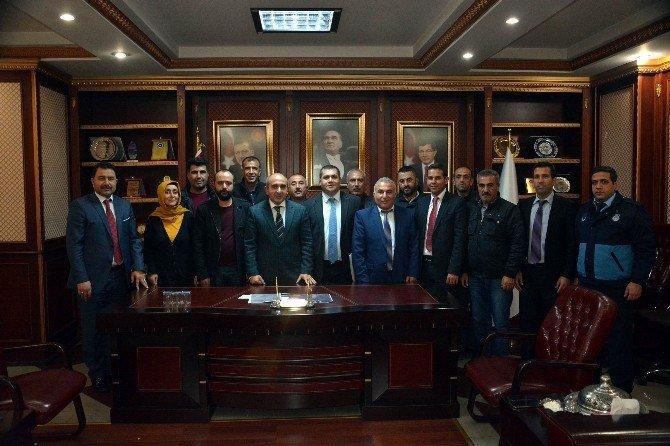Kilis'te Belediye İşçilerine Yüzde 11 Zam