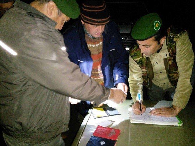 Muğla'da Kaçak Avcılara 23 Bin 148 TL Ceza