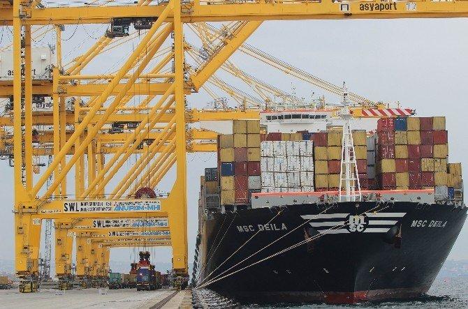Konteyner Gemisiyle Uzakdoğu'ya Lüks Yat Sevkiyatı