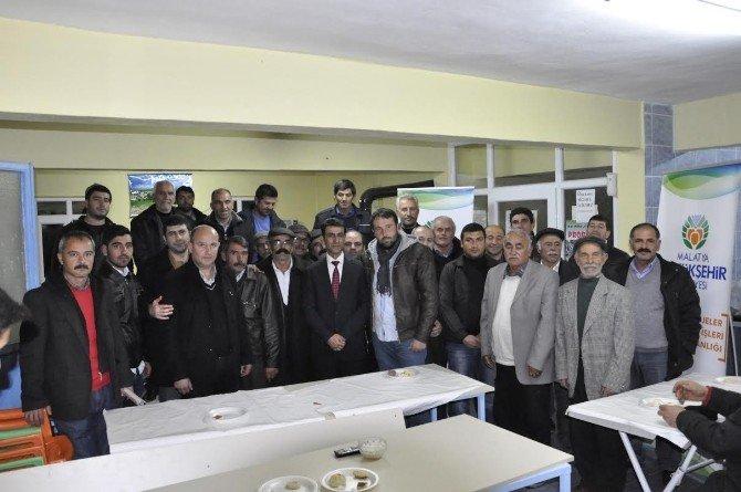 Büyükşehir Belediyesi, Çiftçileri Bilgilendiriyor