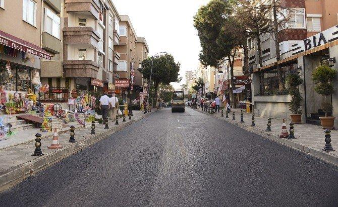Maltepe'de Bir Yılda 75 Kilometrelik Yol Asfaltlandı