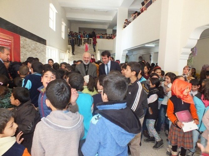Müftü Arvas Öğrencilerle Buluştu