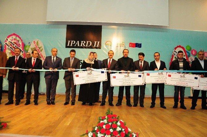 Muş'ta Ipard-ıı Programının Tanıtımı Yapıldı