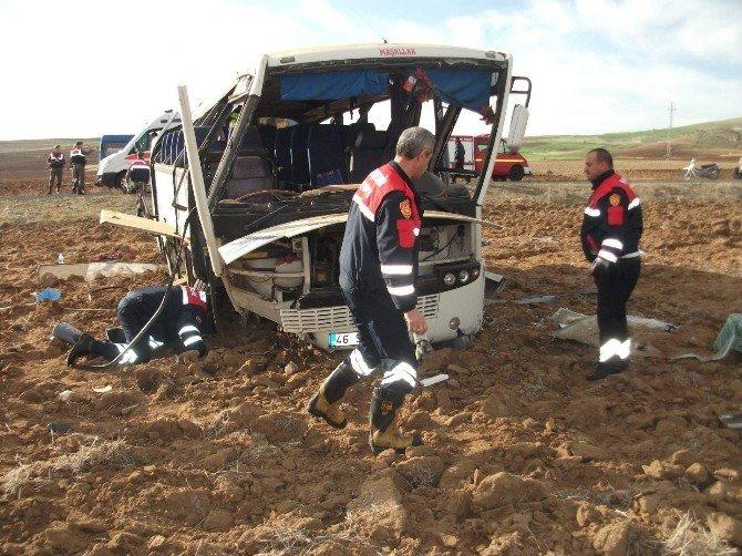 Nevşehir'de İtfaiye 166 Yangına Müdahale Etti