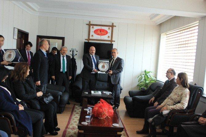 Osmaneli Belediyesi İle Kıbrıs Lefke Belediyesi Kardeş Şehir Oldu