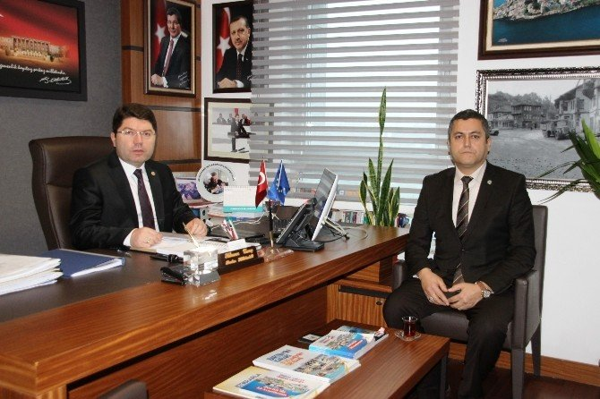 Milletvekili Tunç'a Ziyaret Devam Ediyor