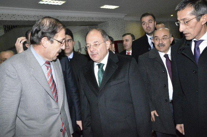 Akdağ, Palandöken Belediyesini Ziyaret Etti….