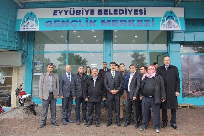 Eyyübiye Belediyesi'nden Gençliğe Devasa Yatırım