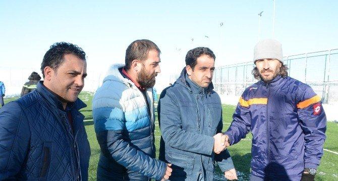 """Bb Erzurumspor Teknik Direktörü Yıldırım: """"İyi Oyunla Üç Puan Bizim Olsun"""""""