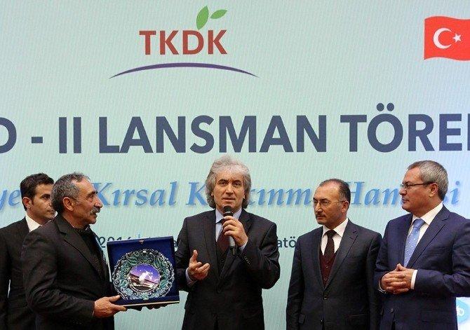 TKDK'dan Ardahan'a 55 Milyon TL Destek