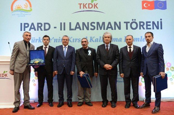 TKDK'dan Ipard 2 Lansman Töreni