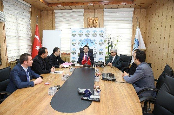Tokat Belediyesi'nde Sosyal Denge Sözleşmesi İmzalandı