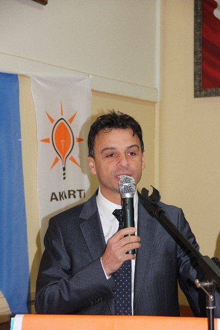 AK Parti Maçka İlçe Danışma Meclisi Toplantısı