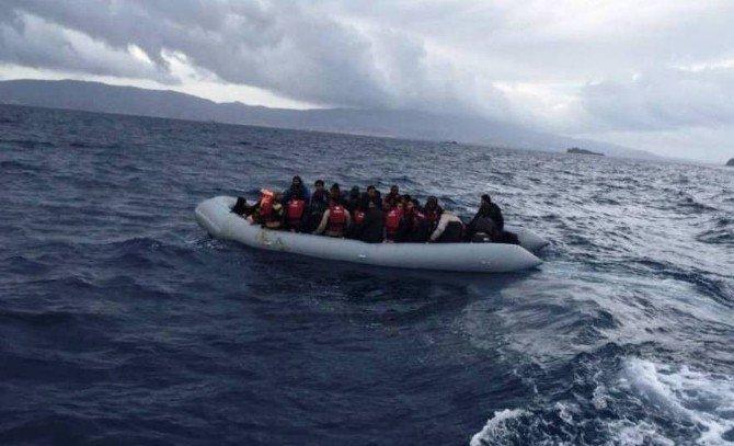 68 Mülteci Son Anda Kurtarıldı