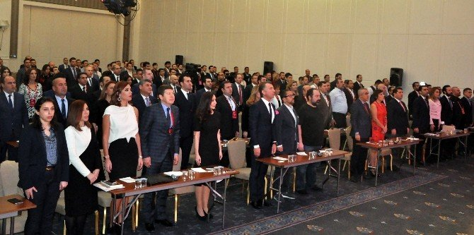 """Tügik Genel Başkanı Erkan Güral: """"Yaşanan Terör Olayları Tüm Dünyayı Etkiliyor"""""""