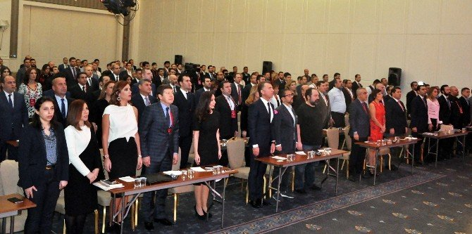 Türkiye Genç İşadamları Konfederasyonu İş Zirvesi