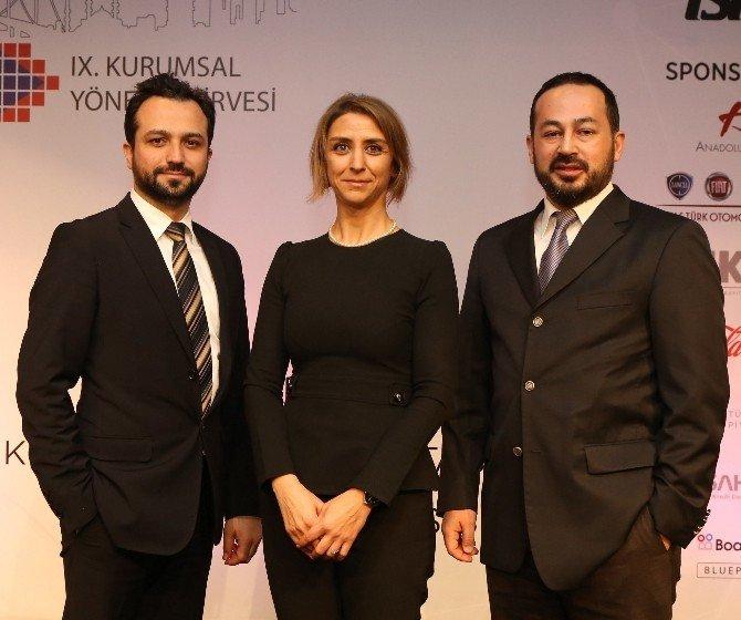Tav'a Kurumsal Yönetim Ödülü
