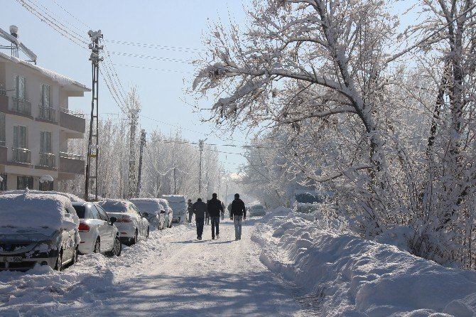 Varto'da Okullar Bir Gün Tatil Edildi
