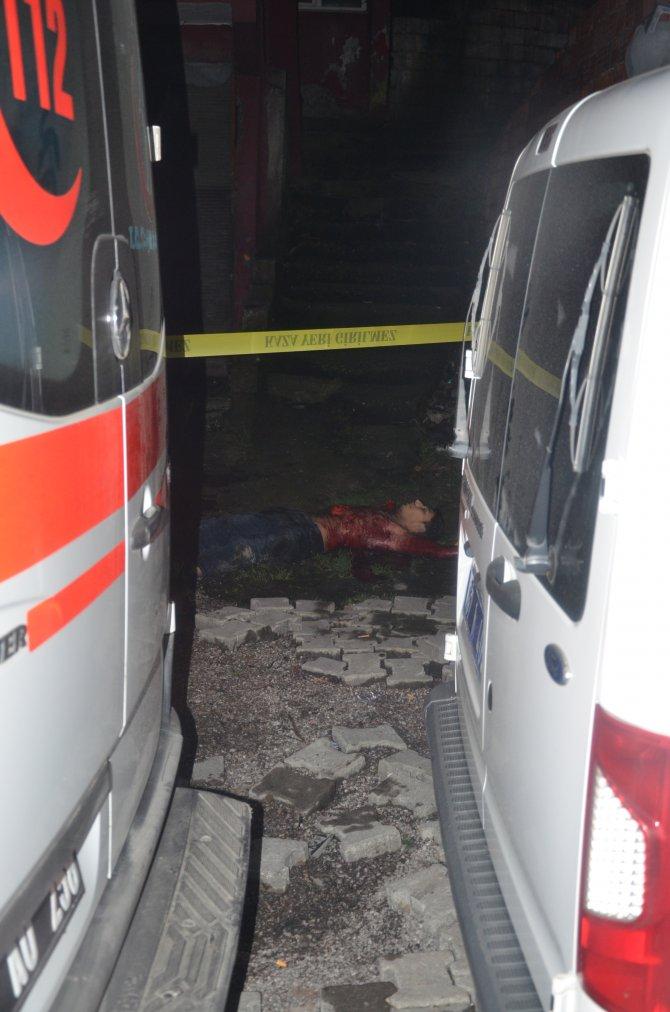 Genç kadının bıçakladığı evli kişi hayatını kaybetti