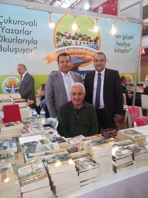 Adana Büyükşehir Belediyesi'nden Yazarlara Vefa