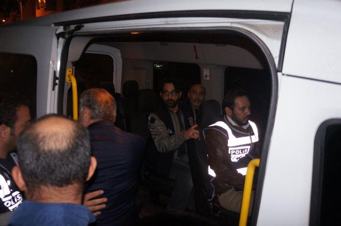 Adana Büyükşehir Belediyesi eski Başkan Vekili Zihni Aldırmaz tutuklandı