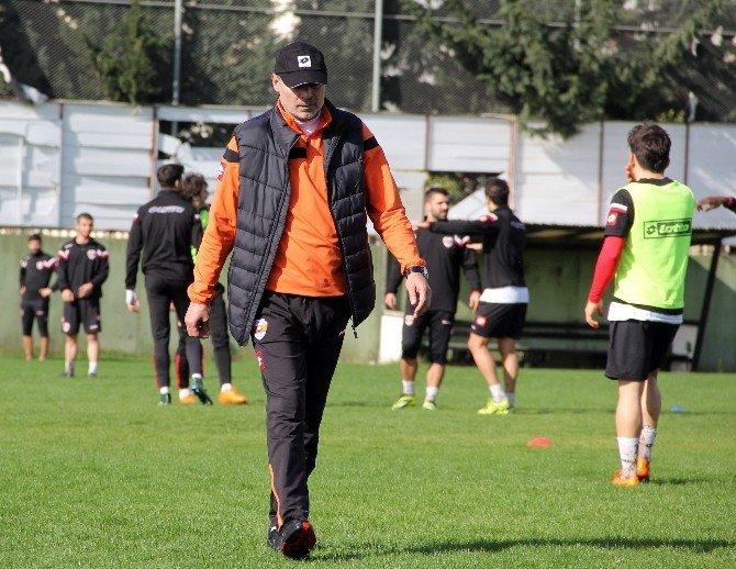 Adanaspor, İkinci Yarıya İyi Başlamak İstiyor