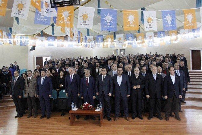 AK Parti İl Danışma Toplantısı Yapıldı