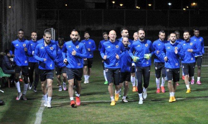 Alanyaspor'da Denizlispor Maçı Hazırlıkları Devam Ediyor