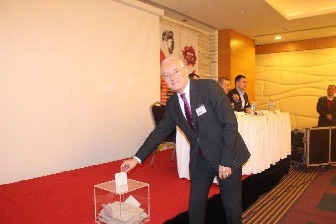 Ansiad'ın Yeni Başkanı Abdullah Erdoğan Oldu