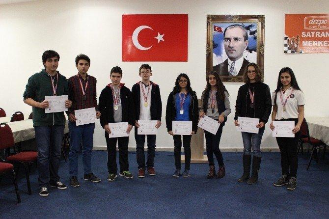 Antalya Okul Sporları Turnuvası Deepo'da Düzenlendi