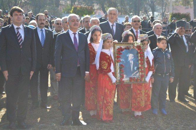 Atatürk'ün Osmaniye'ye Gelişinin 91. Yıldönümü Törenle Kutlandı