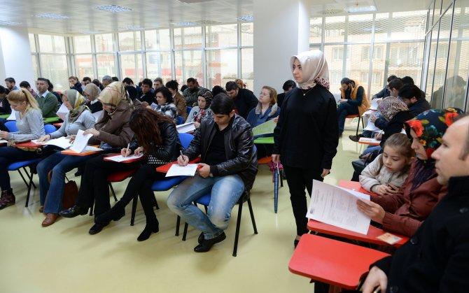 Bursa'da 'fikirleri gerçeğe dönüştürme' kursu