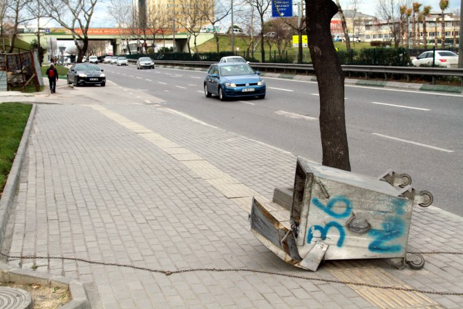 Bursa'da şiddetli lodos; karbonmonoksit zehirlenmeleri arttı