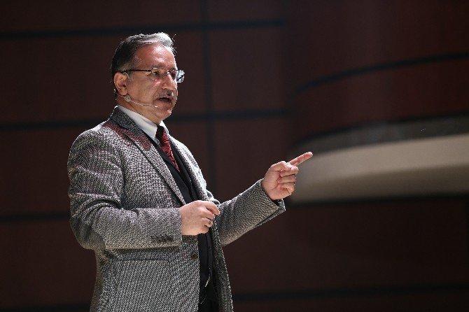 Prof. Dr. Karataş Birlik Ve Kardeşlik Hukukunu Anlattı