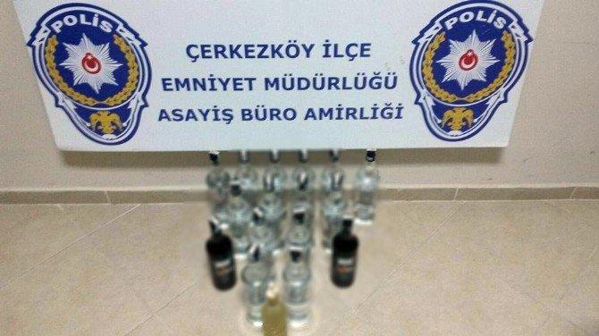 Dernek Hırsızları Tutuklandı