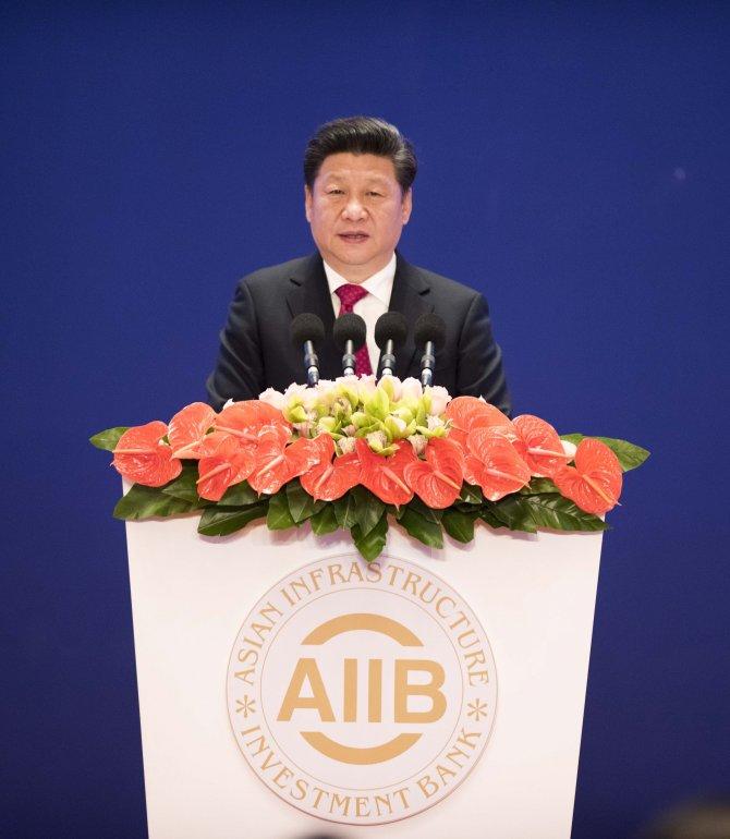 Asya Altyapı ve Yatırım Bankası resmen açıldı