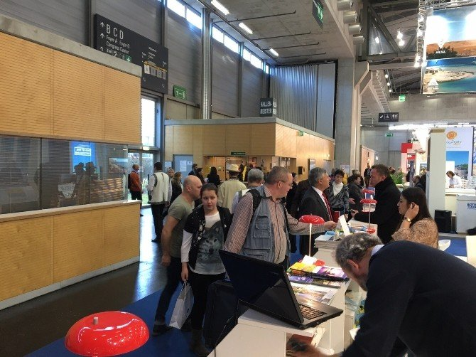Didim Turizm Fuarlarındaki Tanıtımını Viyana Sürdürüyor
