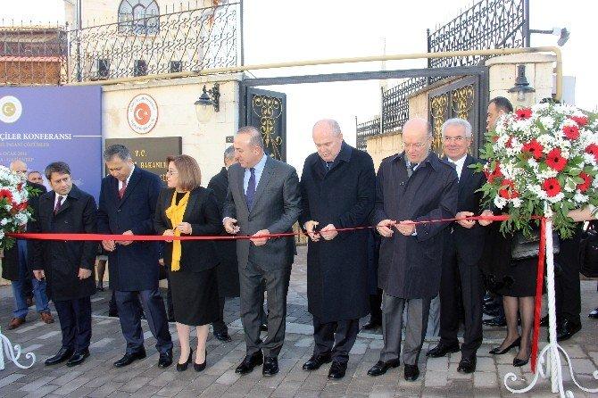 Dışişleri Bakanlığı'nın Beşinci Temsilciliği Gaziantep'te Açıldı