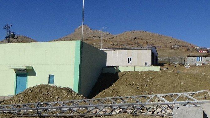 Ergani'de İçme Suyu Paket Arıtma Tesisi Tamamlanıyor