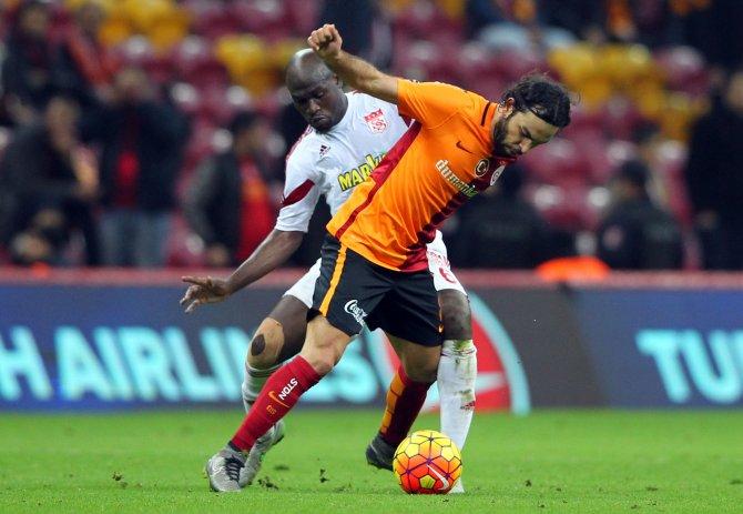 Galatasaray: 3 - Medicana Sivasspor: 1
