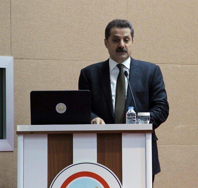 Bakan Çelik Şanlıurfa'da Terör Olaylarını Değerlendirdi