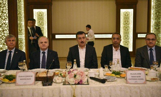 """Bakan Tüfenkci: """"Çukur Siyaseti Yapanlar Milletin Vicdanında O Çukurlara Gömülecekler"""""""