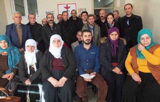 STK'lardan Barış İçin İki Günlük Oturma Eylemi