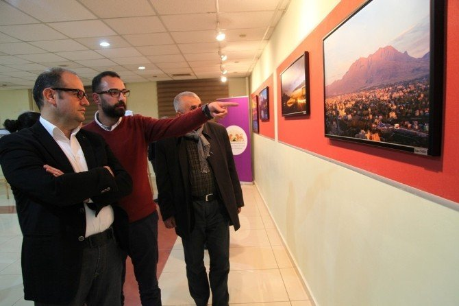İpekyolu Belediyesi'nden 'Portreler' Fotoğraf Sergisi