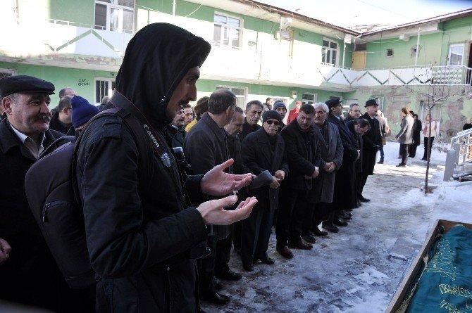 KKDGC Başkanı Yücel Sezer Gözyaşları Arasında Toprağa Verildi