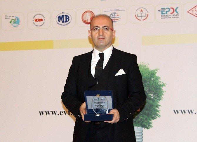 Divapan'a Enerji Verimliliği Birincilik Ödülü