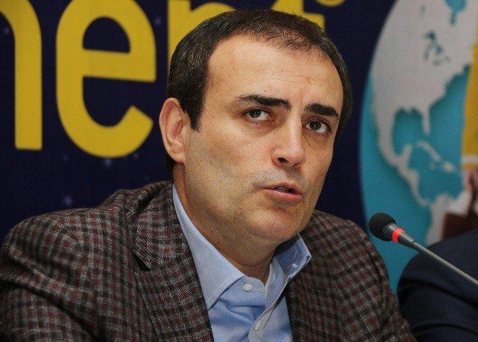 """Kültür Ve Turizm Bakanı Mahir Ünal: """"Türkiye İçin Kara Propaganda Yapılıyor"""""""